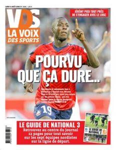 La Voix des Sports Flandres – 13 août, 2018 [PDF]