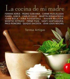 La cocina de mi madre – Teresa Artigas [ePub & Kindle]