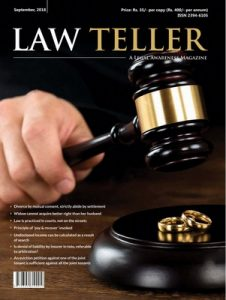Lawteller – September, 2018 [PDF]