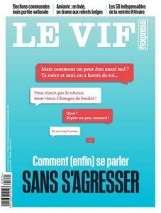 Le Vif L'Express – 30 Août, 2018 [PDF]