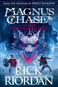 Magnus Chase and the Ship of the Dead (Book 3) – Rick Riordan [ePub & Kindle] [English]