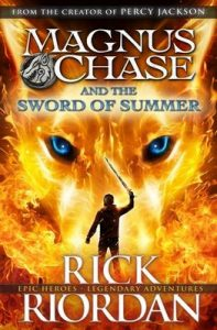 Magnus Chase and the Sword of Summer (Book 1) (Magnus Chase and the Gods of Asgard) – Rick Riordan [ePub & Kindle] [English]