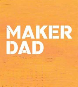 Maker Dad: Lunch Box Guitars, Antigravity Jars, and 22 Other Incredibly Cool Father-Daughter DIY Projects – Mark Frauenfelder [ePub & Kindle] [English]