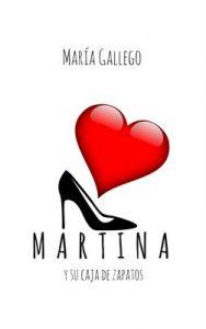 Martina y su caja de zapatos – María Gallego [ePub & Kindle]