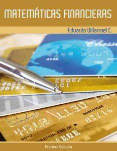 Matemáticas financieras – Eduardo Villarroel Camacho [ePub & Kindle]