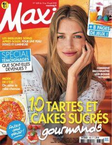 Maxi France – 13 Août, 2018 [PDF]