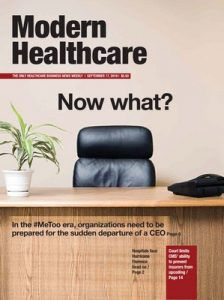 Modern Healthcare – September 17, 2018 [PDF]