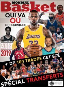 Mondial Basket – Août, 2018 [PDF]