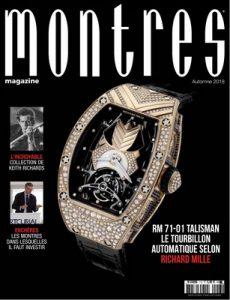Montres Magazine – Août, 2018 [PDF]