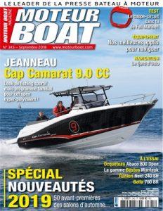 Moteur Boat – Septembre, 2018 [PDF]