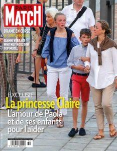 Paris Match Belgique – 9 Août, 2018 [PDF]