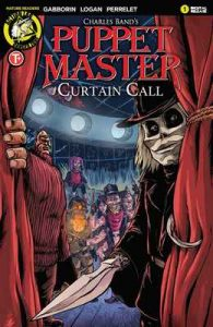 Puppet Master: Curtain Call #1 – Shawn Gabborin, Daniel Logan [ePub & Kindle] [English]