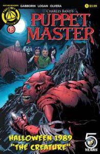 Puppet Master: Halloween 1989 – Shawn Gabborin, Daniel Logan [ePub & Kindle] [English]