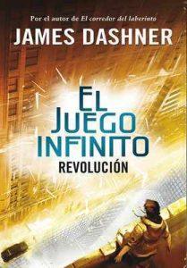 Revolución (El juego infinito 2) – James Dashner [ePub & Kindle]