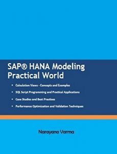 SAP HANA Modeling Practical World – Narayana Varma [Kindle & PDF] [English]