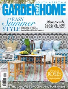 South African Garden and Home – October, 2018 [PDF]