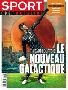 Sport Foot Magazine – 15 Août, 2018 [PDF]