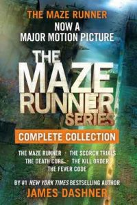 The Maze Runner Series Complete Collection (Maze Runner) – James Dashner [ePub & Kindle] [English]