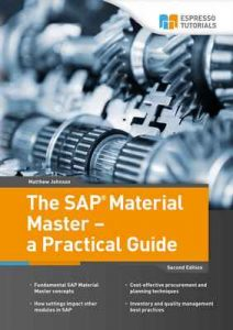 The SAP Material Master – a Practical Guide – Matthew Johnson [ePub & Kindle] [English]