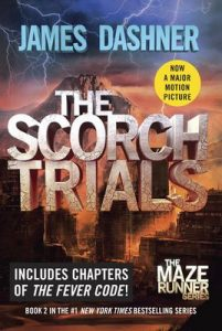 The Scorch Trials (The Maze Runner, Book 2) – James Dashner [ePub & Kindle] [English]
