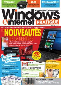 Windows & Internet Pratique – Août, 2018 [PDF]