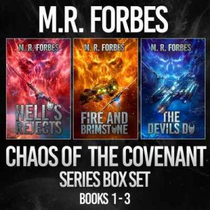 Chaos of the Covenant Series Box Set: Books 1-3 – M.R. Forbes [ePub & Kindle] [English]