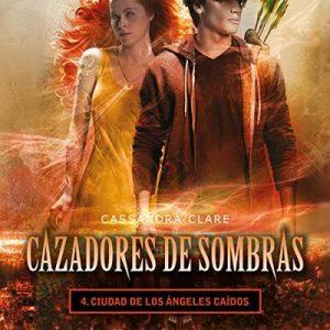 Ciudad de los ángeles caídos – Cassandra Clare, Isabel Murillo [Narrado por Sonia Vázquez] [Audiolibro] [Español]