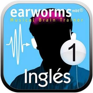 Ingles Rapido, Vol. 1 [Fast English, Volume 1] – Earworms Learning [Narrado por Marlon Lodge, Vivian Atienza] [Audiolibro] [Español]
