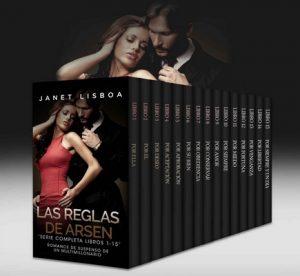 Las Reglas de Arsen: Romance de Suspenso de un Multimillonario (1-15) – Janet Lisboa [ePub & Kindle]