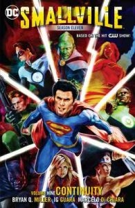 Smallville Season 11 Vol. 9: Continuity (Smallville (2012-2014)) – Bryan Miller, Ig Guara [ePub & Kindle] [English]