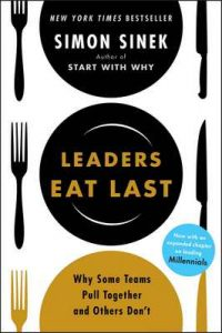 Leaders Eat Last: Why Some Teams Pull Together and Others Don't – Simon Sinek [ePub & Kindle] [English]