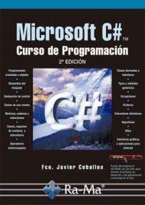 Microsoft C#. Curso de Programación. 2ª edición (Profesional) – Javier Ceballos Sierra [ePub & Kindle]
