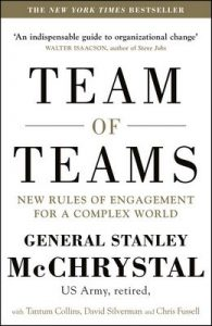 Team of Teams: New Rules of Engagement for a Complex World – General S. McChrystal [ePub & Kindle] [English]