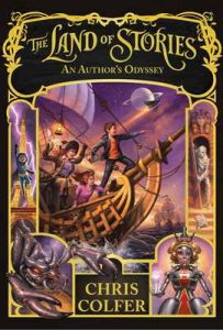 An Author's Odyssey: Book 5 (The Land of Stories) – Chris Colfer [ePub & Kindle] [English]