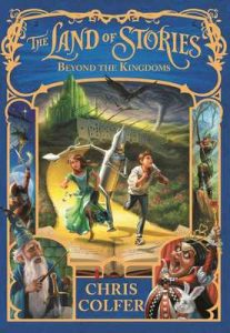Beyond the Kingdoms: Book 4 (Land of Stories) – Chris Colfer [ePub & Kindle] [English]