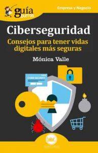 Guíaburros Ciberseguridad: Consejos para tener vidas digitales más seguras (Guíburros nº 18) – Mónica Valle [ePub & Kindle]
