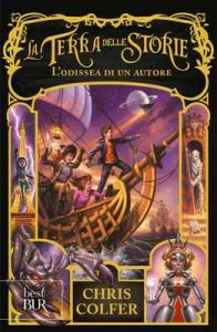La Terra delle Storie 5. L'Odissea di un autore – Chris Colfer [ePub & Kindle] [Italian]