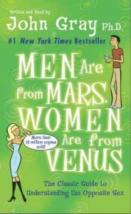 Men Are from Mars, Women Are from Venus: Practical Guide for Improving Communication – John Gray [ePub & Kindle] [English]