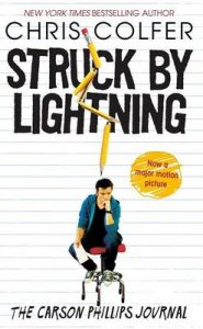 Struck by Lightning: The Carson Phillips Journal – Chris Colfer [ePub & Kindle] [English]