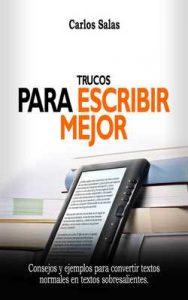 Trucos para escribir mejor – Carlos Salas [ePub & Kindle]