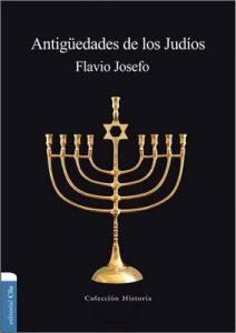 Antigüedades de los judíos (Coleccion Historia) – Flavio Josefo [ePub & Kindle]