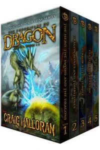 The Chronicles of Dragon: Special Edition (Series #1, Books 1 through 5) – Craig Halloran [ePub & Kindle] [English]