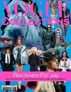Vogue Collections Paris – Printemps-Été 2019 [PDF]