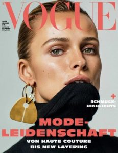 Vogue Germany – November, 2018 [PDF]
