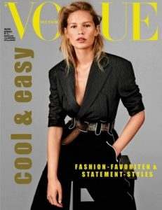 Vogue Germany – Oktober, 2018 [PDF]