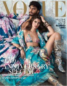 Vogue India – October, 2018 [PDF]