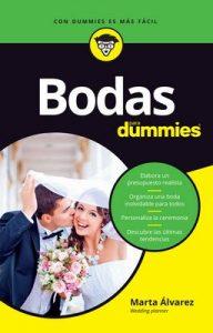 Bodas para Dummies – Marta Álvarez Izcue [ePub & Kindle]