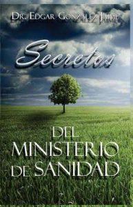Secretos del Ministerio de Sanidad – Edgar Gonzalez Jaime [ePub & Kindle]