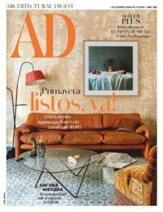 AD Architectural Digest España – Abril, 2019 [PDF]