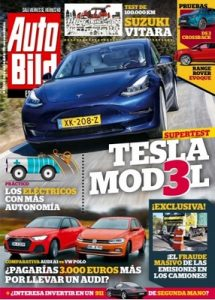 Auto Bild España – 22 Marzo, 2019 [PDF]